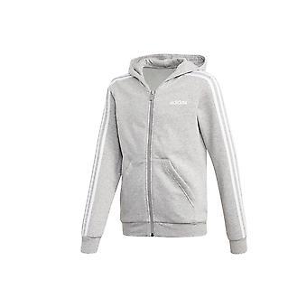 Adidas Esentials 3 Stripes JR Hoodie FQ4143 universal all year girl sweatshirts