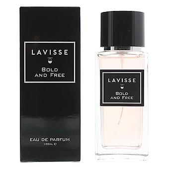 Lavisse Bold And Free Eau de Parfum 100ml Spray