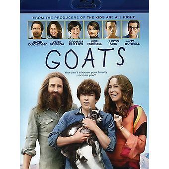 Goats [BLU-RAY] USA import