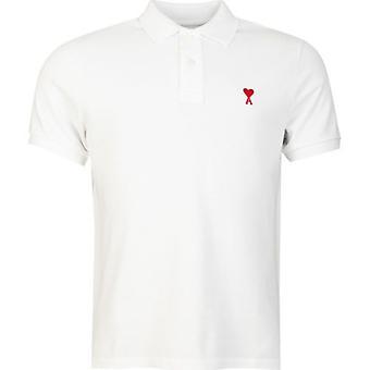 Ami Sydän Logo Poolopaita