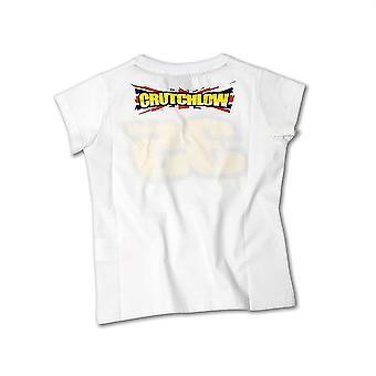 Kids T-Shirt Crutchlow 35 White