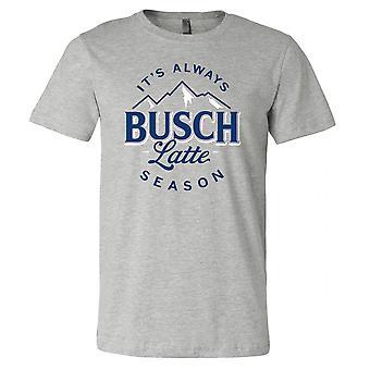 Busch Latte Season T-Shirt