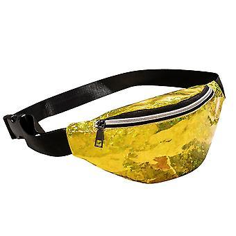 Vodotěsná móda Neutrální Venkovní Sportovní Laser Beach Crossbody Chest Bag