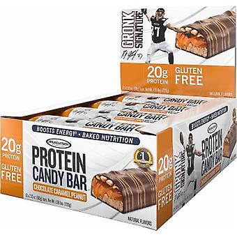 MuscleTech Protein Candy Bar 12 Bars