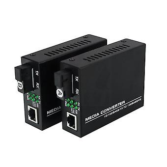 Medienkonverter Single Fiber Nm mit Port Fiber Converter Paar