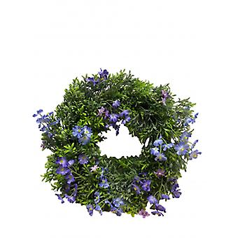 Gisela Graham Bluebell Easter Wreath | Gifts from Handpicked