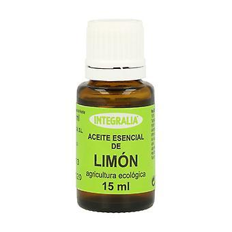Lemon Essential Oil Eco 15 ml