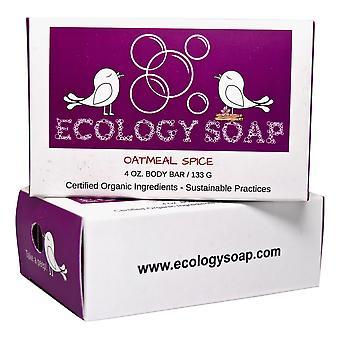 Ecology Soap Oatmeal Spice Body Bar