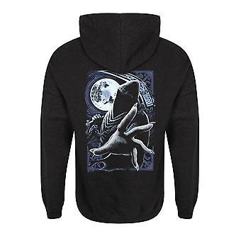 Requiem Collective Mens Enslaved Reaper Hoodie