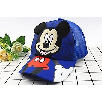 Anime Disney Marvel Frozen Mickey Mouse Kids Hat