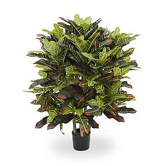 Kunstig Croton Deluxe XL 90 cm