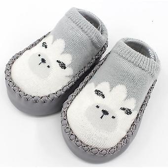 طفل صغير أحذية الطفل، الرضع أول ووكر الجوارب الكرتونية غير زلة الجوارب الطفل