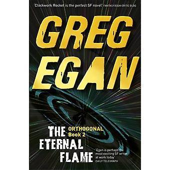 Ikuinen liekki - Greg Eganin ortogonaalinen kirja kaksi - 9780575105737 B