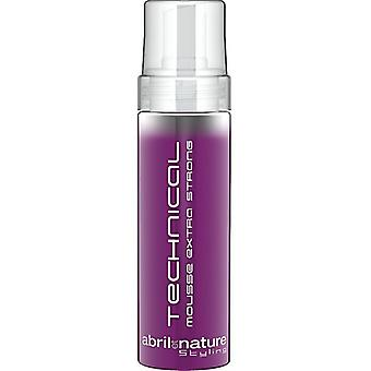 Abril Et Nature Technical Mousse Extra Strong