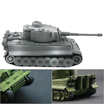 4d Tank Building Kits, Military Assembly Educational