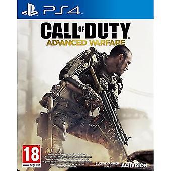 Call of Duty Advanced Warfare Ps4 -peli