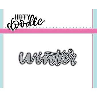 Heffy Doodle Winter Dies