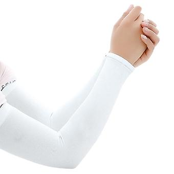 1 Pair Men/women Cycling Arm Sleeve Running Bicycle Cycling Sun Protection