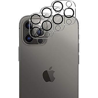 Wokex kompatibel mit fr iPhone 12 Pro Max Kamera Panzerglas Schutzfolie [3 Stck], 9H Hrte HD klar