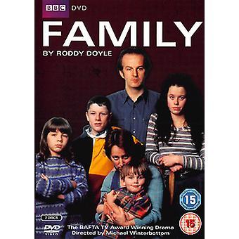 Perheen DVD-levy