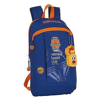 Child bag Valencia Basket Blue Orange