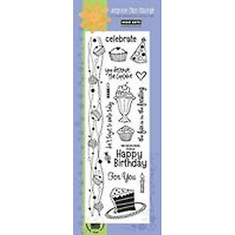 Hero Arts Birthday Expressions Clear Stamp