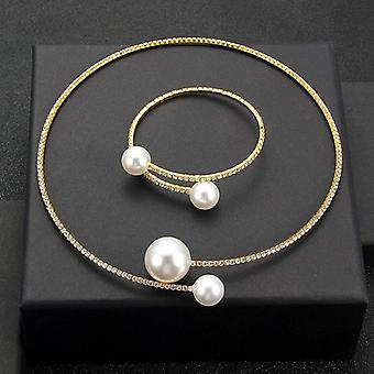 Rhinestone Choker Necklaces