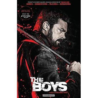 The Boys Omnibus Vol 2  Photo Cover Edition