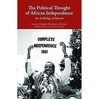 O Pensamento Político da Independência Africana