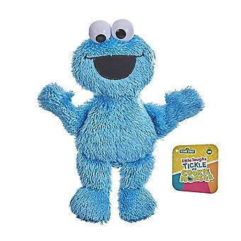 Sesame Street - petit monstre de biscuit de rire - 10 pouces
