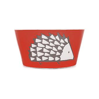 Scion Spike Snack Bowl, Red