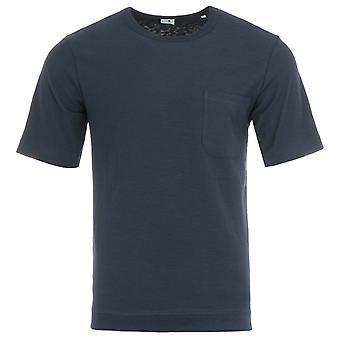 NN07 Denzel Sustainable Cotton T-Shirt - Blue