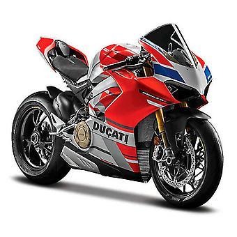 Ducati Panigale V4 S Corse Diecast Malli Moottoripyörä