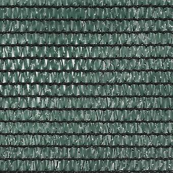 vidaXL Tennis Aperture HDPE 1x50 m Green