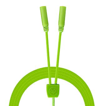 Urbanz INC-235S-P6GN Incredi-Cabluri 3.5mm Splitter audio cu fir - Verde