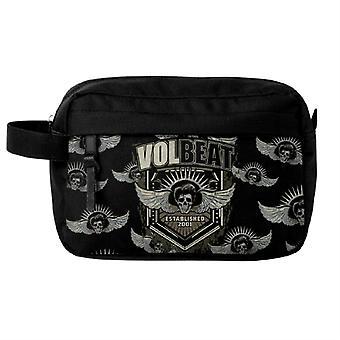 Volbeat - Established Aop Wash Bag