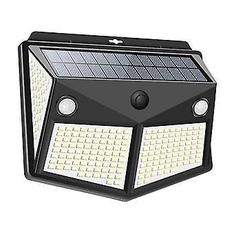Solar porch wall light dt9828