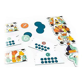 Educational Game Clementoni Los Números (ES)