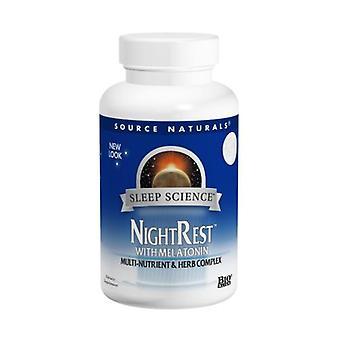 Source Naturals Night Rest, 200 Tabs
