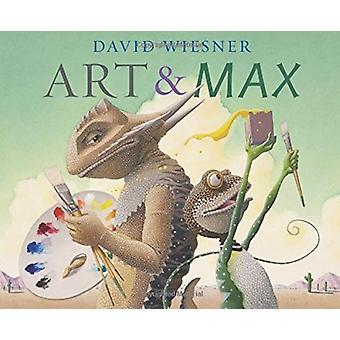 Art amp Max-kehittäjä: David Wiesner