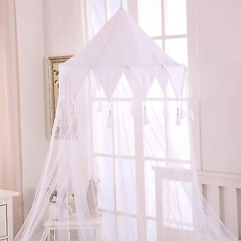 Bed Canopy For Children Baby Canopy Playroom Taking Pictures Around Height 240cm Princess Chiffon Hanging Mosquito Net