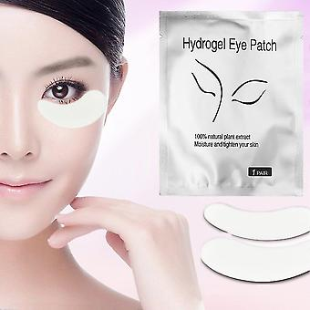 Thin Gel Eyelash Patch Flexible Special Eye Pad Patch Makeup Supply For Girls