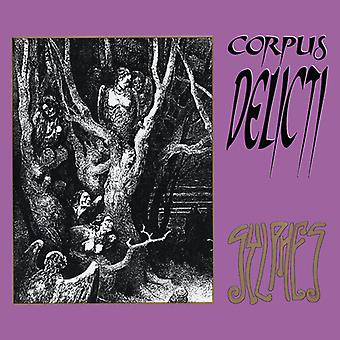 Corpus Delicti - Sylphes (Purple & Black Vinyl) [Vinyl] USA import