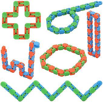Finger Sensory Toys Snake Puzzles