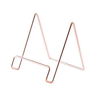 Kreativ geometrisk lagring rack stationär placering stativ mobiltelefon bok lagring rack multifunktion