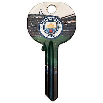 Llave de la puerta de Manchester City FC