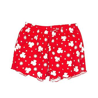 Minnie Mouse Girls Head Full Of Dreams Short Pyjama Set