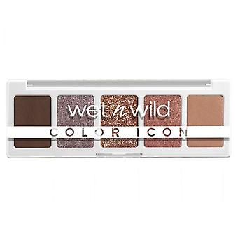 Wet n Wild 5-Pan Palette Camo-flaunt