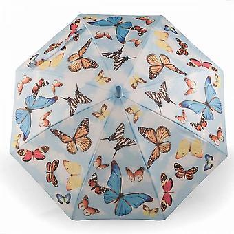 Paraply för barn Motiv Fjärilar