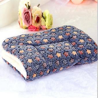 Dog diaper pads liners dog cat covers pet fleece fleece fleew carpet soft cushion buffer for puppy kitten star pattern xl